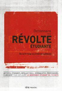 dictionnaire de la révolte etudiante