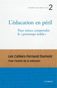 L'éducation en_péril