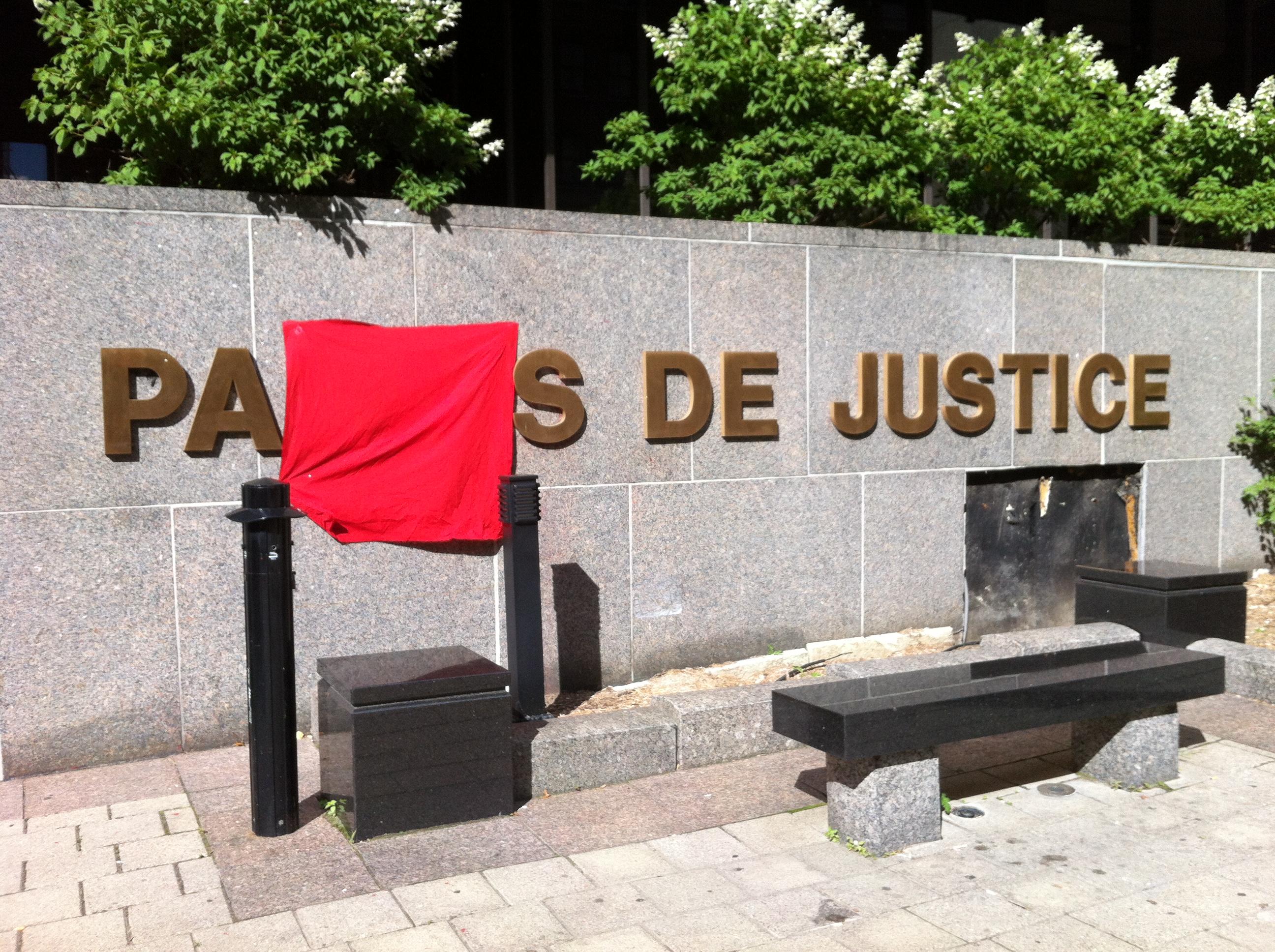 pas de justice